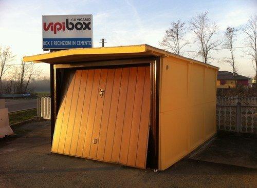 Produzione E Vendita Di Box Componibili Prefabbricati In Cemento