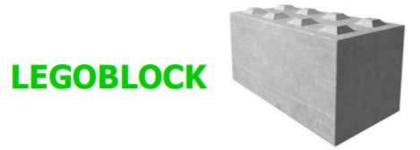Produzione Blocchi In Calcestruzzo Legoblock
